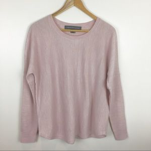 French Connection Sweaters - French Connection Sweater Knit Pink Oversized